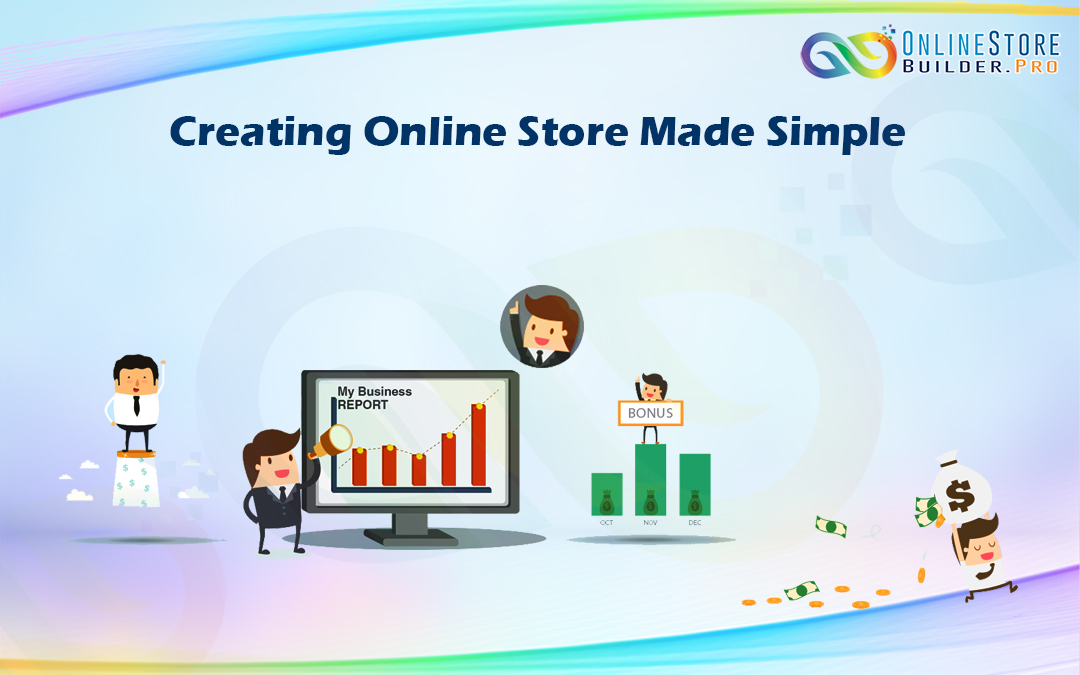 Creating Online Store Made Simple