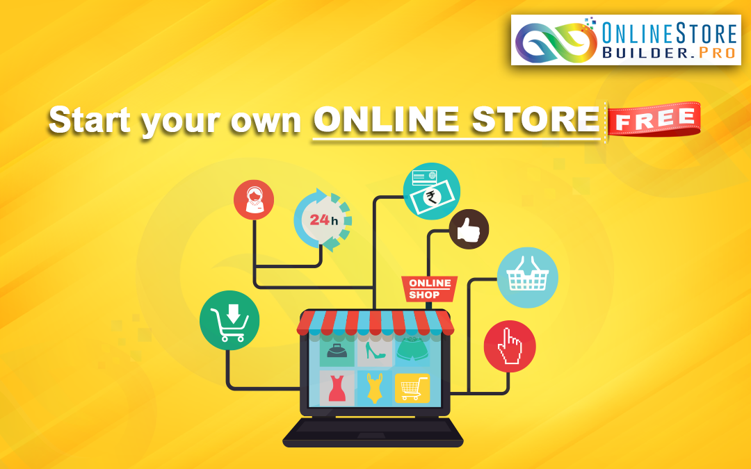 Start your own Online Store