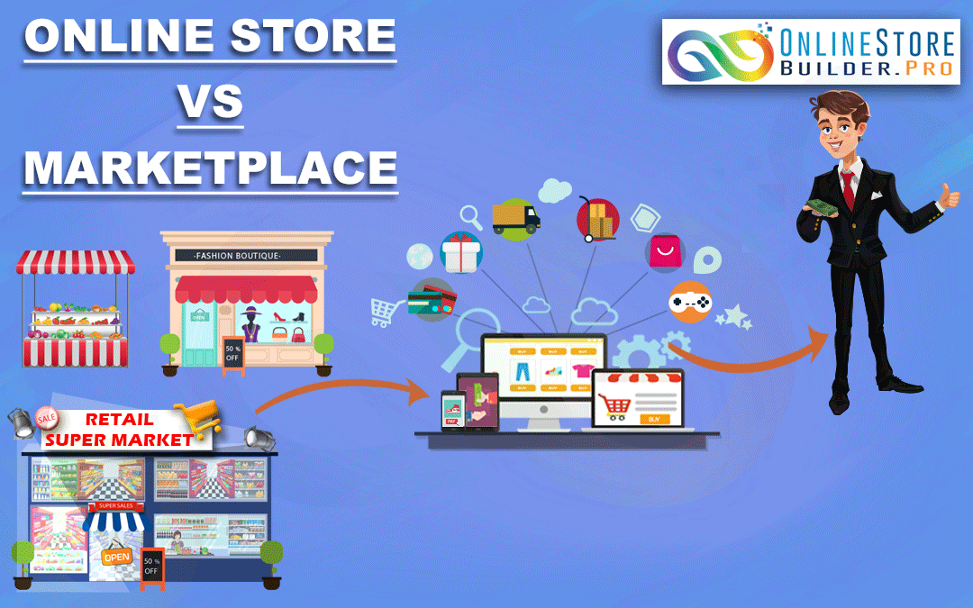 Online Store vs Marketplace: Where Should You Start Selling Online?